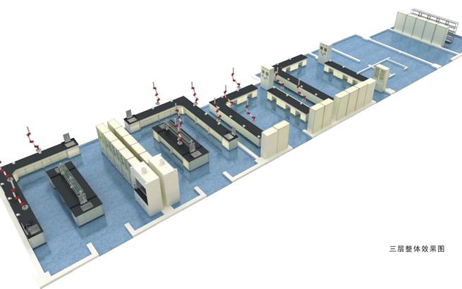 实验室整体规划设计__产品展示